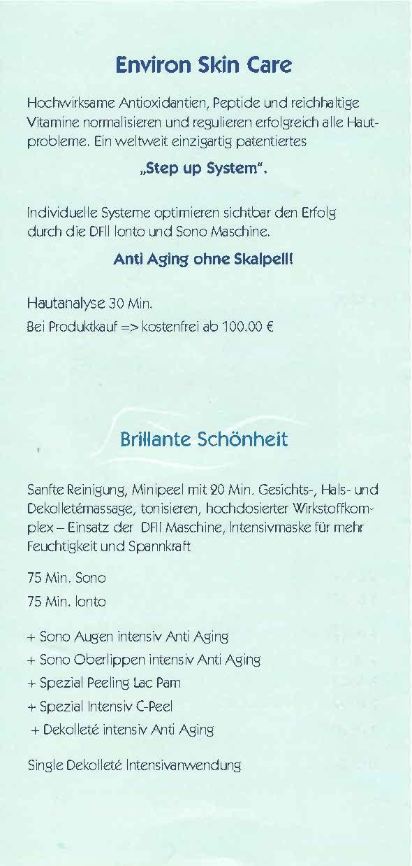 Preisliste_Fachkosmetik Dagmar C. Benz_Bogenhausen_ab Juni 2018_Seite_2